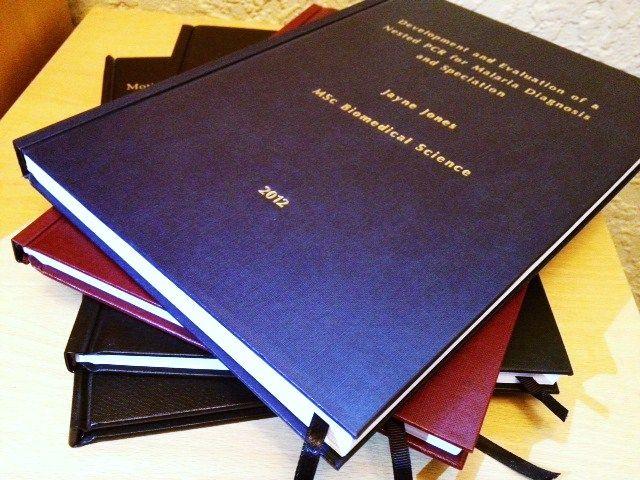 Paper for dissertation printing